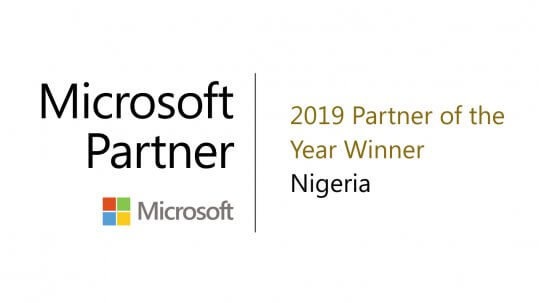 Wragby is 2019 Microsoft Country Partner of the Year Winner for Nigeria
